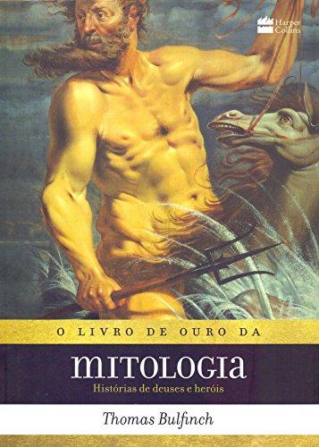 Livro Ouro Mitologia Thomas Bulfinch