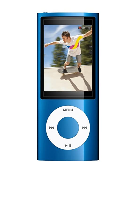 Review Apple iPod nano 8 GB 5th Generation(Blue) (Discontinued by Manufacturer)