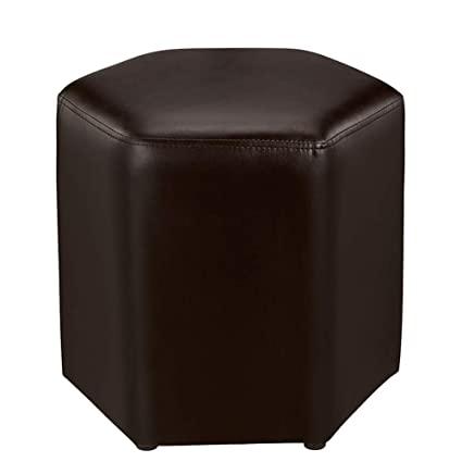 Miraculous Amazon Com Footstool Leather Sofa Stool Shoe Bench Gmtry Best Dining Table And Chair Ideas Images Gmtryco