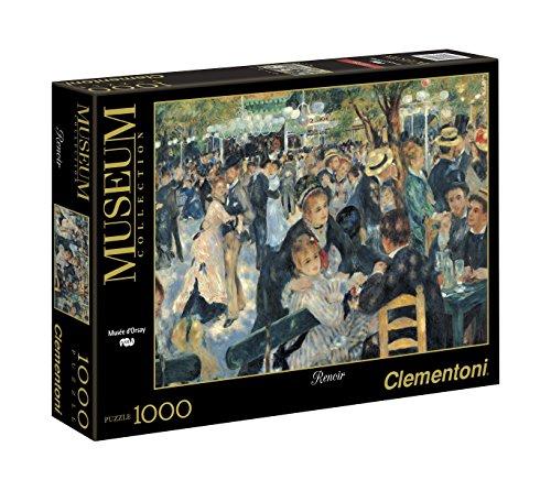 Bal Du Moulin Renoir Jigsaw Puzzle 1000pc -