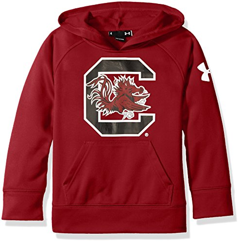 NCAA South Carolina Fighting Gamecocks Boys Campus Hoodie, 18 Months, Cardinal