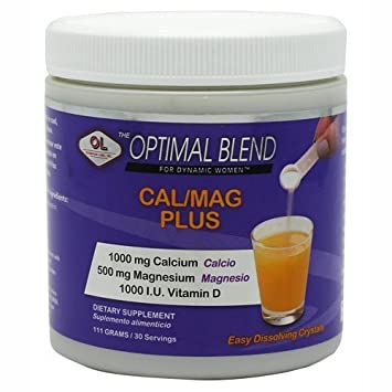 Cal/Mag Plus Optimal Bln 111 Grm - Pack Of 1