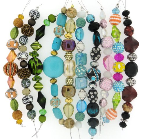 Jesse James Beads 10 Strand Assortment