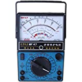 MF-47analógico Multímetro Voltímetro Ammeter Ohmmeter batería Tester