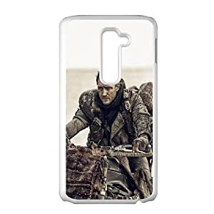 Mad Max Tom Hardy LG G2 Cell Phone Case White phone component AU_527329