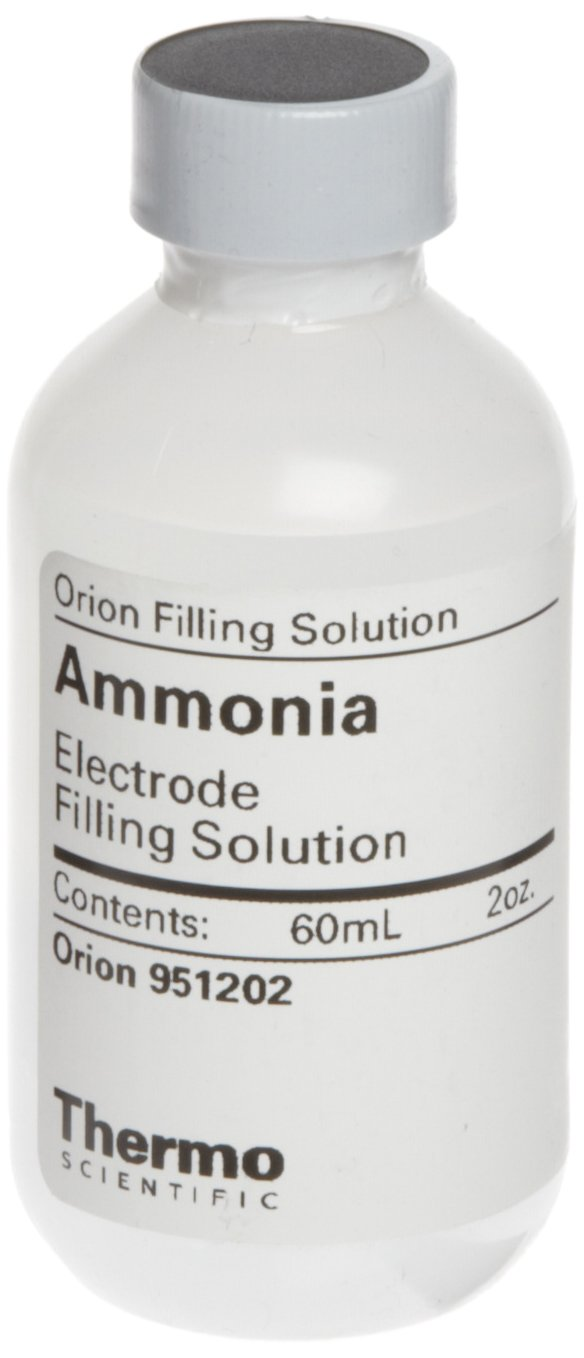 Thermo Scientific Orion Refill Solution For Ammonia ISE, 60mL Bottle