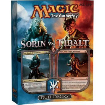 Magic the Gathering Duel Decks Sorin vs. Tibalt