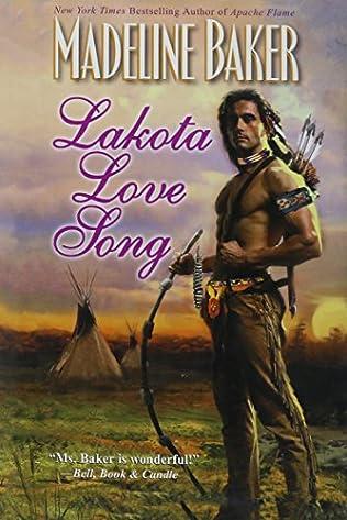 book cover of Lakota Love Song