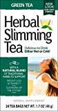 21st Century Slimming Tea, Green Tea, 24 Count (Pack of 3) Review