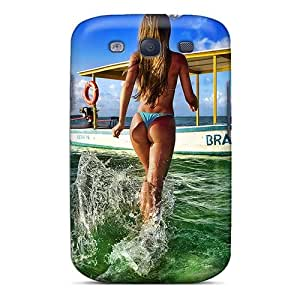 Hot New Hot Summer Days Case Cover For Galaxy S3 With Perfect Design