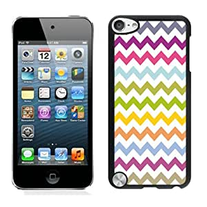Multi Grunge Chevron Apple Ipod Touch 5 Case Black Ipod 5th Cover