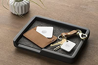 Tile Mate & Slim Combo Pack, Key/Wallet/Item Finder, 4-pack