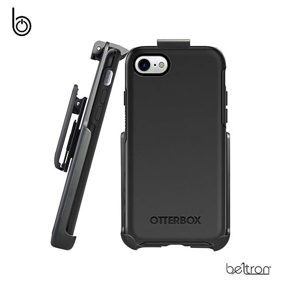 best sneakers 6659a defb6 BELTRON Belt Clip Holster for OtterBox Symmetry Case - iPhone 7 Plus/iPhone  8 Plus 5.5