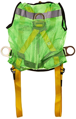 Guardian Fall Protection 02200 Green Mesh Construction Tux Harness, Small by Guardian Fall Protection (Image #1)