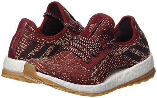 All Mystery Hombre Tech Rojo de Zapatillas Rust Red Red Night para Adidas Terrain Running X Metallic Pureboost qS14xEU