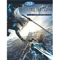 Final Fantasy VII: Advent Advent Children (Completo) [Blu-ray]