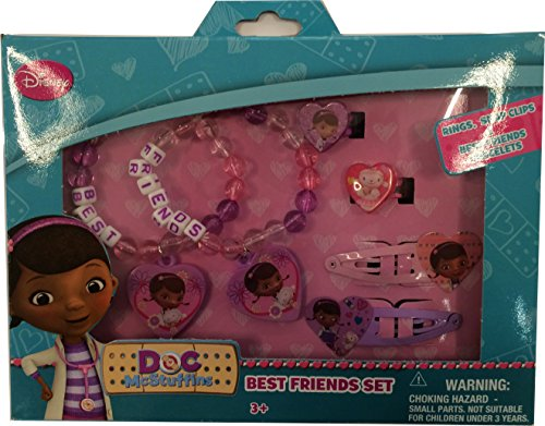 Doc McStuffins Best Friends Jewelry and Hair Set ()