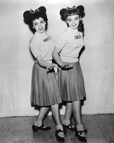 The Mickey Mouse Club Annette Funicello 8x10 HD Aluminum Wall - Aluminum Club