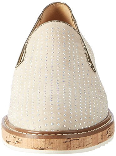 Gabor Shoes Fashion, Mocasines para Mujer Beige (sesamo/powder 13)