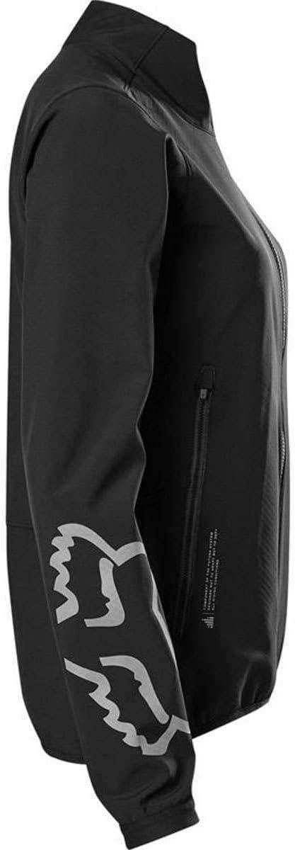 Fox Womens Ranger Fire MTB Jacket Black 24157-001
