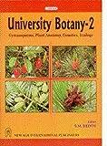 University Botany - II: Gymnosperms, Plant Anatomy, Genetics, Ecology