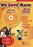We Love Math with Miss Jenny, Jennifer Fixman, 1930979126