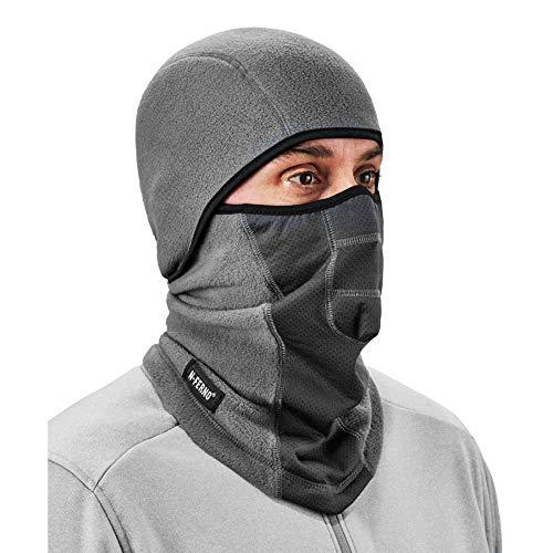 Ergodyne N-Ferno 6823 Balaclava Ski Mask, Wind-Resistant Face Mask, Hinged Design (Thermal Headwear)