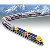 Bachmann Trains McKinley Explorer Ready-to-Run N Scale Train Set