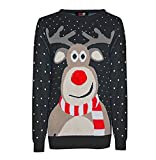 LCL-LCL-HOTLINE BLING Drake Ugly Christmas jumper FUNNY GIFT Unisex Mens Ladies Sweater Size S-XXL (M/L, Black)