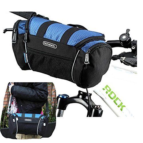 Roswheel Bicycle Bags Bike Handlebar Front Frame Tube for sale  Delivered anywhere in Canada