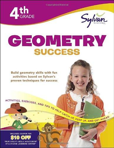 Fourth Grade Geometry Success (Sylvan Workbooks) (Sylvan Math Workbooks) pdf epub