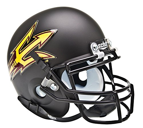 Arizona State Sun Devils NCAA Mini Authentic Football Helmet From Schutt.