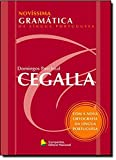 capa de Novíssima Gramatica da Língua Portuguesa