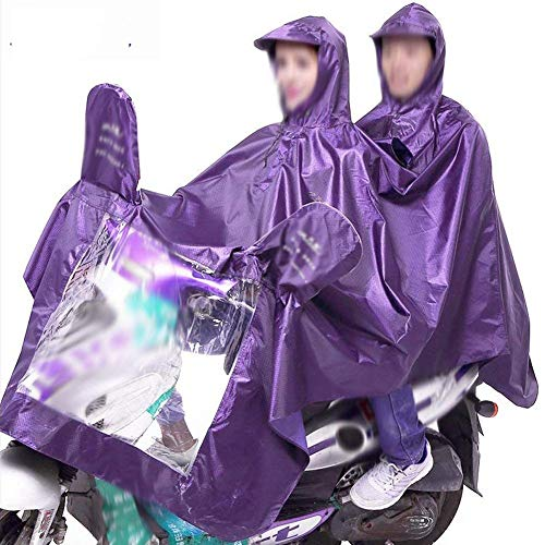 Moto Impermeabile Addensare Hx Adulti Comode Rot Uomini Poncho Jacket Oxford Abiti Double Donne Rain Weather Taglie Elettrico E Fashion Raincoat wrzq7Anvw