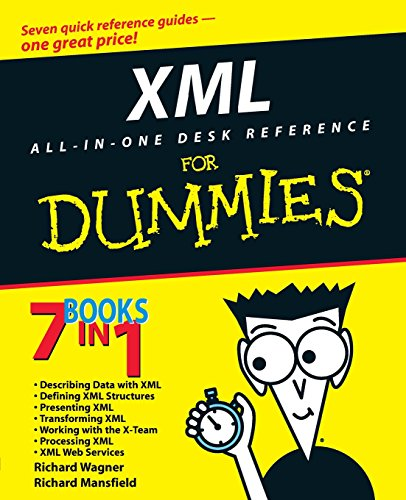 XML All-in-One Desk Reference For Dummies by Brand: For Dummies