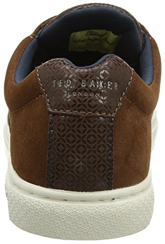 Marrone Dannez Sneaker Tan Uomo dark Baker Ted qH0Iwf4q