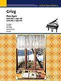 Peer Gynt: Suite No. 1 Op. 46 and No. 2 Op. 55 (Schott Piano Classics)