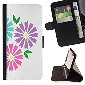 - Retro art Pattern - - Wallet Pu Leather Credit Card Holder Pouch Case Cover FOR Samsung Galaxy S3 MINI 8190 Retro Candy