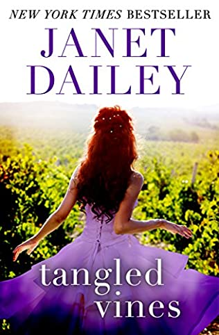 book cover of Tangled Vines