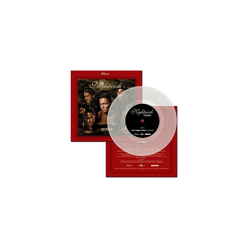 Nightwish 7″-Vinylsingle Nemo