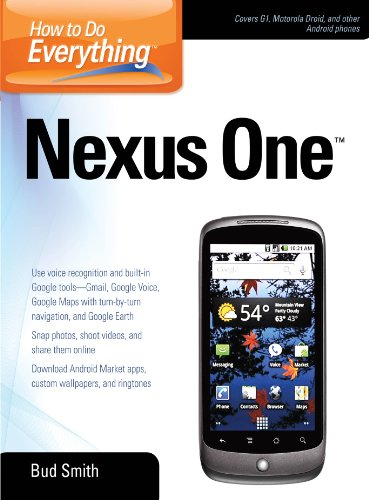(How to Do Everything Nexus One)