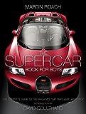 The Supercar Book for Boys