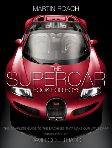 The Supercar Book cover