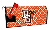 BOWLING GREEN STATE FALCONS MAILBOX COVER-BOWLING GREEN STATE UNIVERSITY MAGNETIC MAIL BOX COVER-MOROCCAN DESIGN