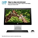 HP Pavilion 23-q110 23-Inch All-in-One Desktop (AMD A8, 4 GB...