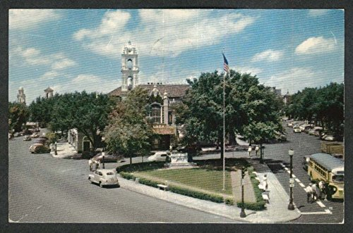 Country Club Plaza Shopping Center Kansas City MO postcard - Plaza Shopping Kansas City