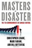 Masters of Disaster, Christopher Lehane and Mark Fabiani, 0230341802