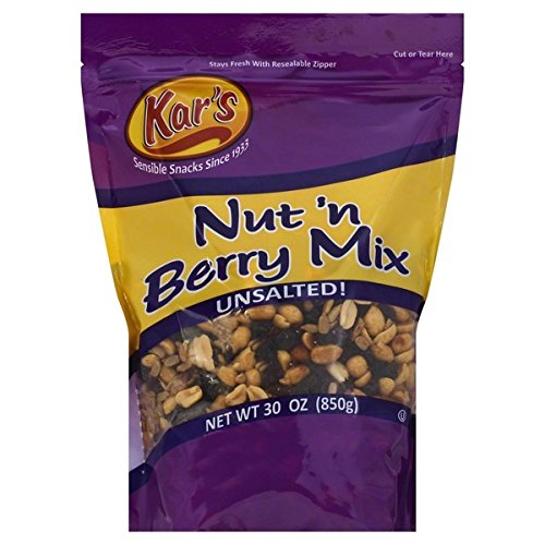 Kar's Nut N Berry Unsalted Mix 30 Oz ()