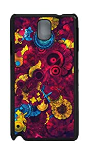 Samsung Galaxy Note 3 N9000 Cases & Covers - Psychedelic Life Custom PC Soft Case Cover Protector for Samsung Galaxy Note 3 N9000 - Black