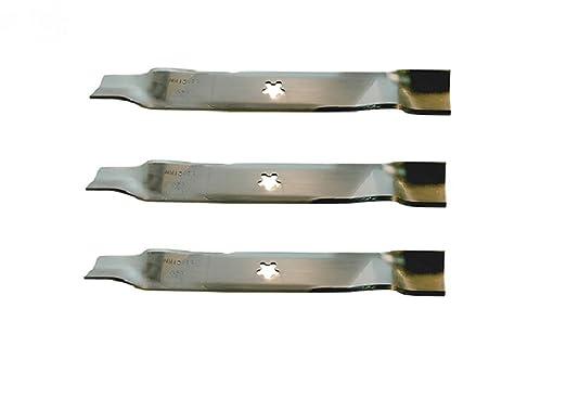 Juego de 3 cuchillas de repuesto, para números de hoja 145708 ...